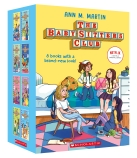 The Baby-Sitters Club: Netflix Editions 1-8 Boxed Set
