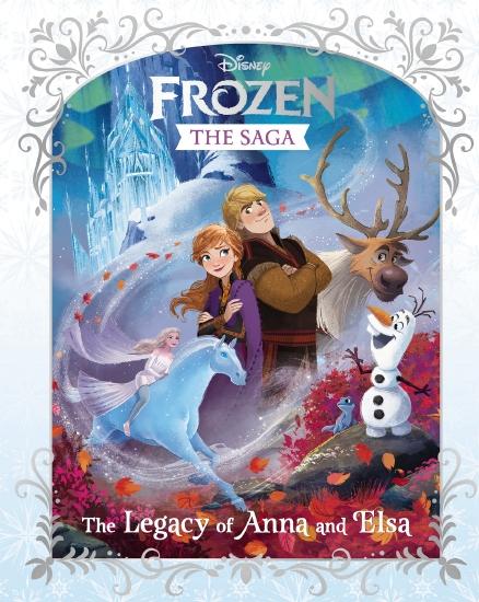 Frozen The Saga: The Legacy of Anna and Elsa (Disney)