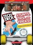 Tech Deck: Stunts, Tips and Tricks!