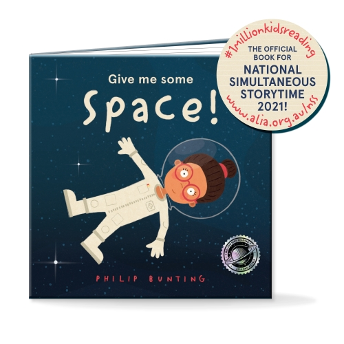 Give me some Space!                                                                                  - Book