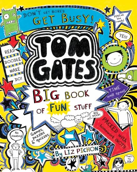 Tom Gates: Big Book of Fun Stuff