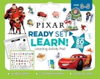 Disney-Pixar: Ready Set Learn! Learning Activity Pad
