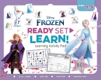 Frozen: Ready Set Learn! Learning Activity Pad (Disney)