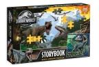 Jurassic World: Storybook with Jigsaw Puzzle (Universal)