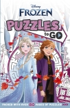 Frozen: Puzzles to Go! (Disney)