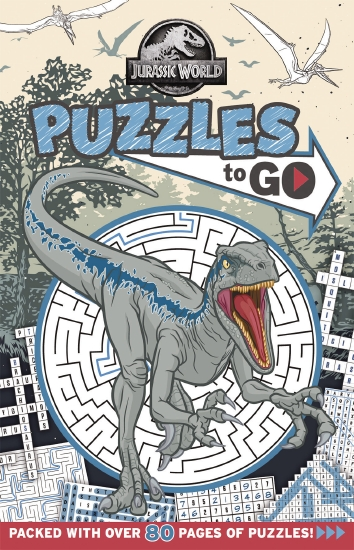 Jurassic World: Puzzles to Go! (Universal)
