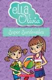 Ella and Olivia #28: Super Sandcastles