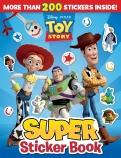 Toy Story: Super Sticker Book (Disney-Pixar)