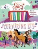 Spirit Untamed: Colouring Kit (DreamWorks)