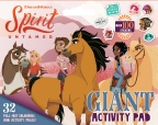 Spirit Untamed: Giant Activity Pad (DreamWorks)