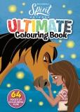 Spirit Untamed: Ultimate Colouring Book (DreamWorks)