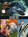 Camp Cretaceous Volume One: The Deluxe Junior Novelisation (Universal: Jurassic World)
