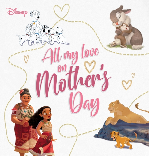 All My Love on Mother's Day (Disney)