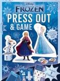 Frozen: Press Out & Game (Disney)
