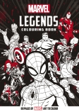 Marvel: Colouring Book