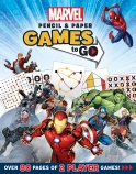 Marvel: Pencil & Paper Games to Go