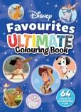 Disney Favourites: Ultimate Colouring Book (Disney)