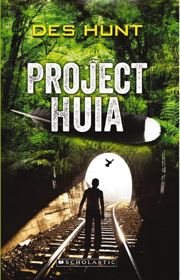 PROJECT HUIA                   - Book
