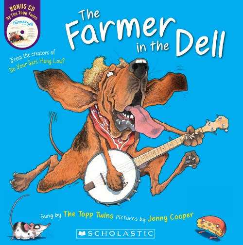 The Farmer in the Dell (with CD)