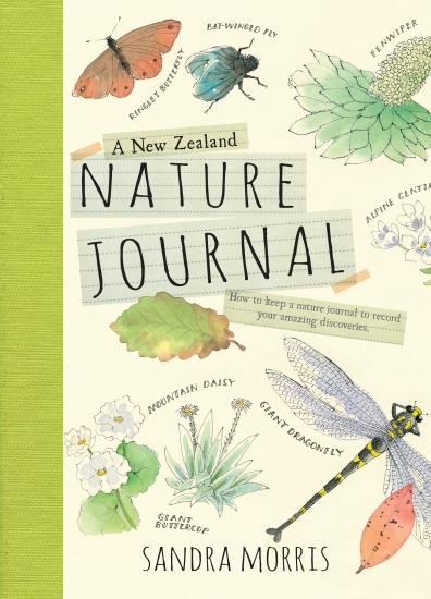 New Zealand Nature Journal                                                                           - Book