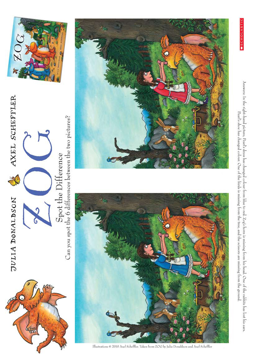 The Store - Zog (with CD) - Book