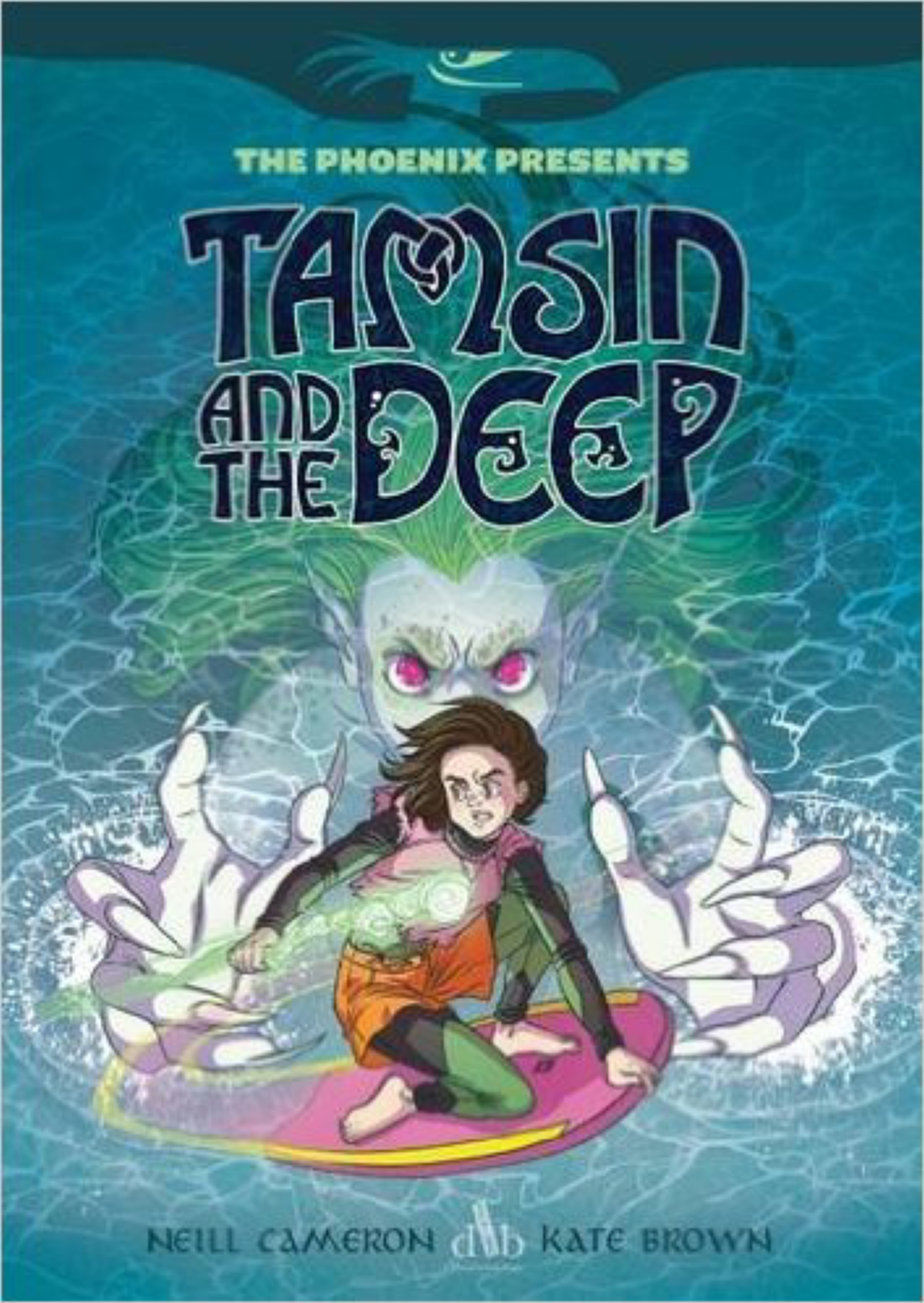 Product: Phoenix Presents: Tamsin and the Deep - Book